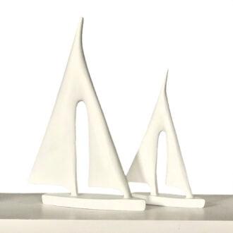 nowoczesne figurki dekoracyjne łódka statek żaglowka (2)